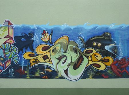 Máte rádi obrázky grafity