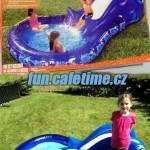 Levný bazén a Photoshop podvod
