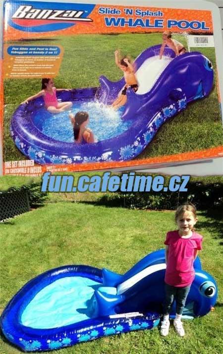 Bazény akce - Nenaleťte!!!